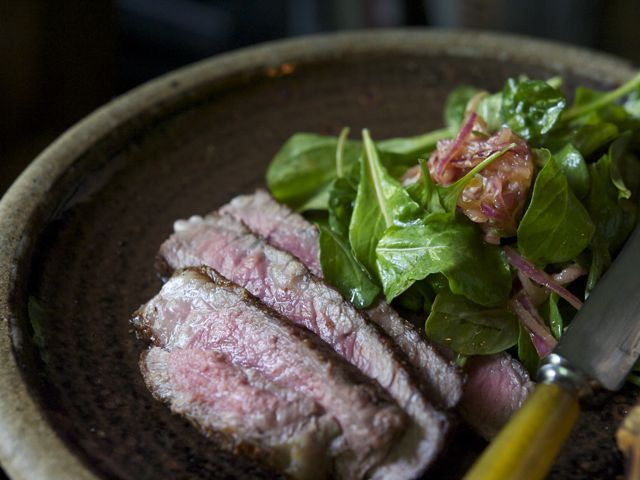 Steak salad 790 xxx