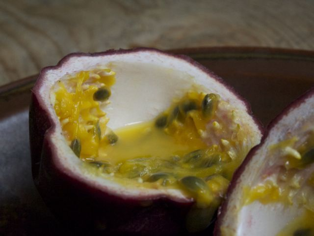 Passion fruit halves 790 xxx