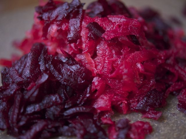 Grated beets 790 xxx