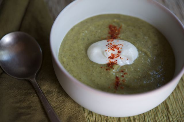 Broccoli soup1 790 xxx