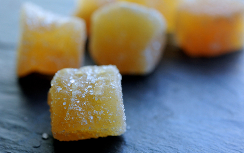 Crystallized ginger 790 xxx