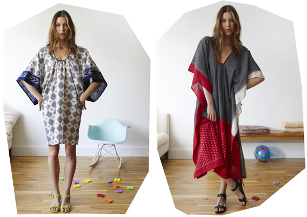 Two new york tunics caftans dresses 01 790 xxx