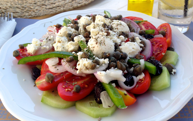 Greek salad 790 xxx